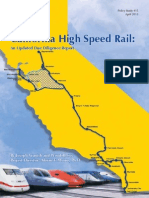California High Speed Rail Report (1)