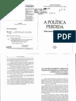 Hespanha - A Política Perdida Pg 41 a 56 (Fichamento 4)