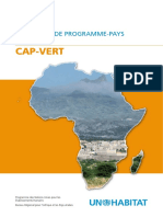 Document de Programme-Pays 2008-2009 - Cap Vert
