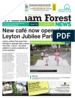 Waltham Forest News 7th July 2014