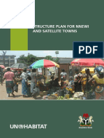 Structure Plan for Nnewi and Satellite Towns