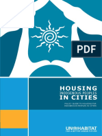 Housing Indigenous Peoples in Cities