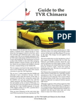 TVR Chimera Guide