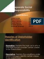 Group 4_CSR Theories & Stakeholders
