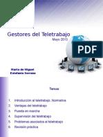 gestiondelteletrabajo-130522145907-phpapp02