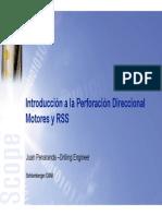 02-Introduccion a La Perforacion Direccional Motores - RSS