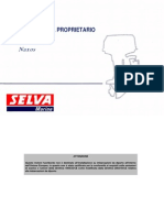 Manuale Utente Selva Naxos 2T Italiano