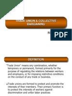 Trade Union Ppt Hr