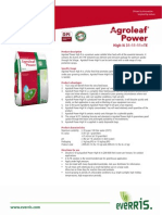Agroleaf Power Foliar