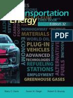 Transporation Data Energy Book 2013