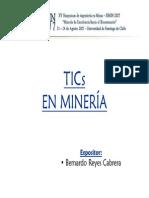 Las TICs en Mineria