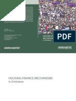 Housing Finance Mechanisms in Zimbabwe