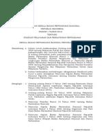 Peraturan Kepala BPN Nomor 1 Tahun 2010 tentang Standar Pelayanan Dan Pengaturan Pertanahan