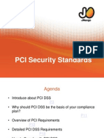 PCI Data Security Standardv1