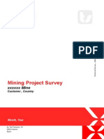Mining Project Survey_