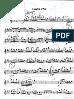 Historia Del Tango. Sax. Soprano y Piano