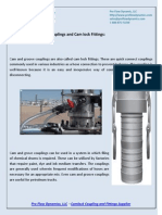 Camlock Couplings Fittings Overview