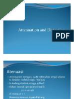 Atenuasi dan distorsi_ppt