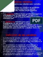REFERIDO VARIABLES