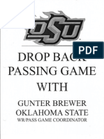 Oklahoma State Drop Back Passing Game by Gunter Brewerpdf