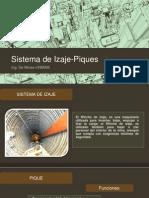 Sistema de Izaje-Piques