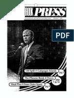 The Stony Brook Press - Volume 22, Issue 8