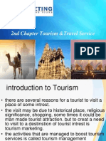 2nd Chapter Tourism and Travel Service