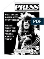 The Stony Brook Press - Volume 22, Issue 11