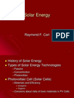 Ch407h Project 05 Raymond Solar Energy