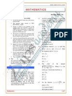 GATE Mathematics Paper-1999 - Dips Academy
