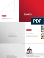 Phadnis Corporate Brochure