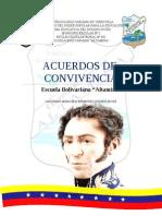 Acuerdos de Convivencia Altamira