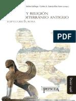 Politica y Religion en El Mediterraneo Antiguo M Campagno