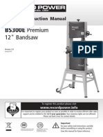 Bs300 Bandsaw