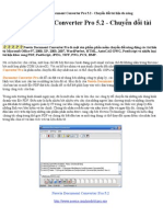 Neevia Document Converter Pro 5.2 - Chuyển đổi tài liệu đa năng