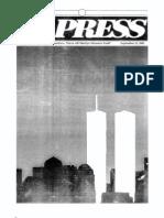 The Stony Brook Press - Volume 23, Issue 1
