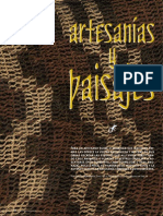 Bertonatti - Artesanias y Paisajes (Revista Vida Silvestre 98 - a