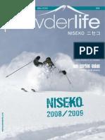 Powderlife Magazine Issue no.9 Global Edition 09'