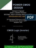 LowPower VLSI