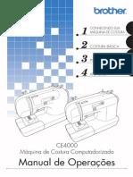 CE4000 Instruções de Uso