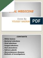 Oral Medicine-yousef Nasrawi