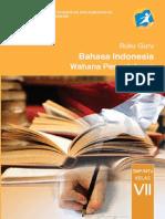 Kelas 07 SMP Bhs Indonesia Guru