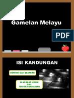 Gamelan Melayu Slide