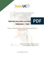 Tesis de Síndrome Rubinstein -Taybi Constanza Espinoza.