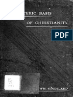 Esoteric Basics of Christianity
