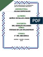 Fisura de Muñoz Cevallos Jorge