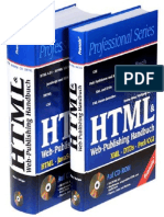 1 Germ HTML & Web-Publishing Handbuch - HTML, JavaScript, CSS, DHTML