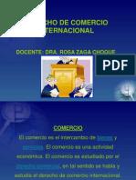 Uancv Comercio Internacional