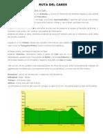 Info Ruta Del Cares