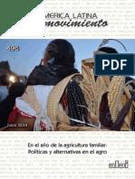 496 en El Año de La Agricultura Familiar_ Políticas y Alternativas en El Agro